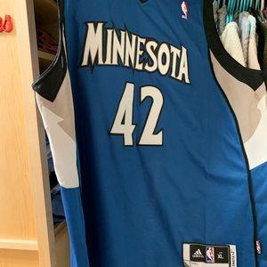NBA Timberwolves Jersey
